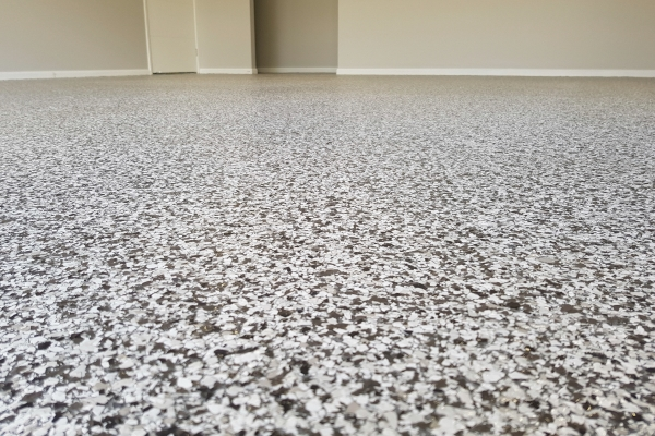 Innovative Epoxy Flooring Flake Flooring